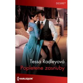 Popletené zásnuby - Tessa Radleyová - e-kniha ebook
