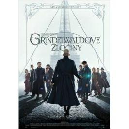 Fantastické zvery: Grindelwaldove zločiny DVD (SK) - DVD