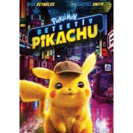 Pokémon: Detektív Pikachu (SK) - DVD