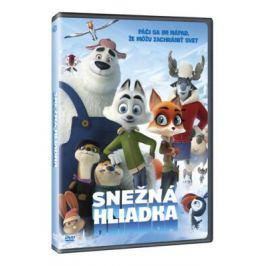 Snežná hliadka (SK) - DVD Animované