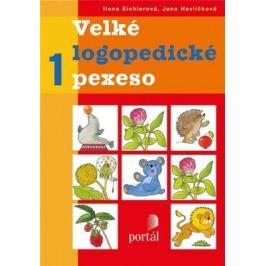 Velké logopedické pexeso 1 - Ilona Eichlerová, Jana Havlíčková Logopedie