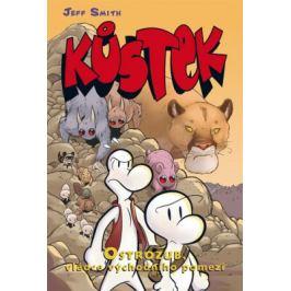 Kůstek 5 - Ostrozub, vládce východního pomezí - Jeff Smith Ostatní komiksy