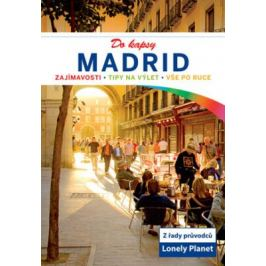 Madrid do kapsy Lonely planet