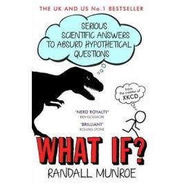 What If? - Randall Munroe English literature