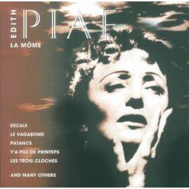 Edit Piaf la Mome - 2 CD - audiokniha Hudba