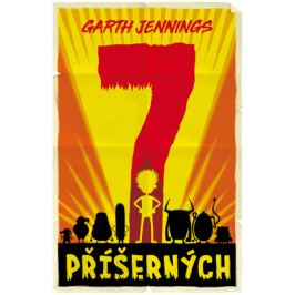 Sedm příšerných - Garth Jennings - e-kniha ebook