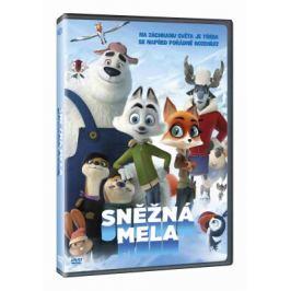 Sněžná mela - DVD Animované