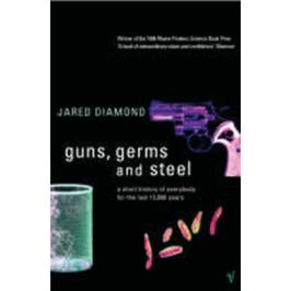 Guns, Germs and Steel - Jared Diamond Nonfiction