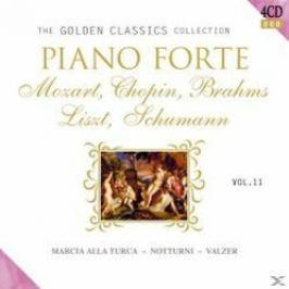 Piano Forte - 4 CD - audiokniha Hudba