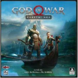 God of War - karetní hra Karetní hry