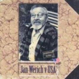 Jan Werich v USA - Jan Werich - audiokniha Divadlo