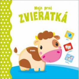 Moje prvé Zvieratká Knihy pre deti