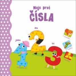 Moje prvé Čísla Knihy pre deti