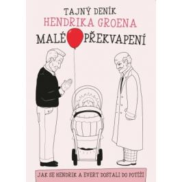 Malé překvapení: Tajný deník Hendrika Groena - Hendrik Groen - e-kniha ebook