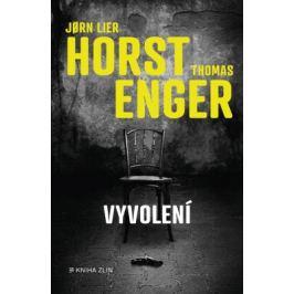 Vyvolení - Thomas Enger, Jørn Lier Horst - e-kniha ebook