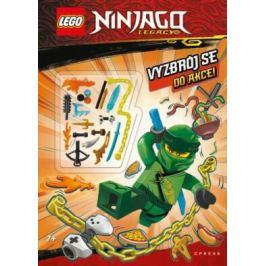LEGO® NINJAGO® Vyzbroj se do akce! Naučná literatura pro děti