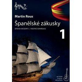 Španělské zákusky 1