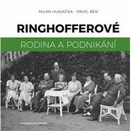 Ringhofferové - Milan Hlavačka, Pavel Bek Management