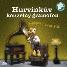 Hurvínkův kouzelný gramofon - audiokniha
