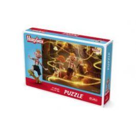Hurvínek - puzzle II./60 dílků