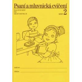 Psaní a mluvnická cvičení 2 pro 2. ročník - Vlasta Švejdová