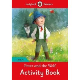 Peter and the Wolf Activity Bo