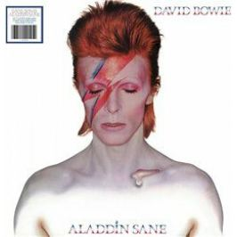 Aladdine Sane - David Bowie - audiokniha