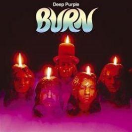 Burn - Deep Purple - audiokniha