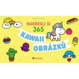 Nakresli si 365 kawaii obrázků - Jezewski Mayumi