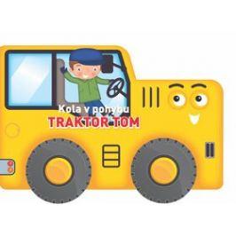 Kola v pohybu Traktor Tom