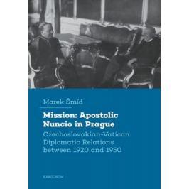 Mission: Apostolic Nuncio in Prague - Marek Šmíd