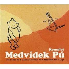 Medvídek Pú - Alan Alexander Milne - audiokniha