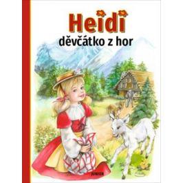 Heidi děvčátko z hor - Johana Spyriová