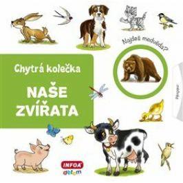 Chytrá kolečka - naše zvířata