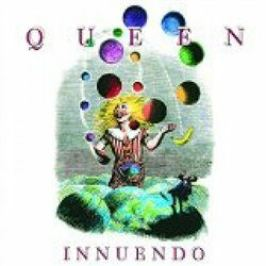 Innuendo - Queen - audiokniha