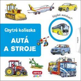 Autá a stroje - Jana Navrátilová