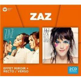 Effet Miroir & Recto Verso - Zaz - audiokniha