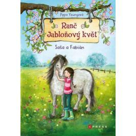 Ranč Jabloňový květ: Saša a Fabián - Pippa Youngová