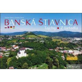 Banská Štiavnica Tajchy z lietadla - Vladimír Bárta