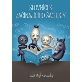 Slovníček začínajícího šachisty - David Kaňovský