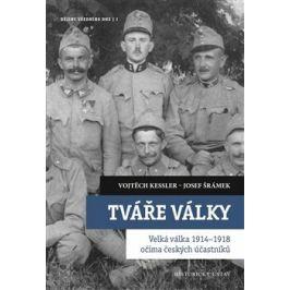 Tváře války - Vojtěch Kessler, Josef Šrámek