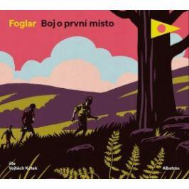 Boj o první místo - Jaroslav Foglar - audiokniha