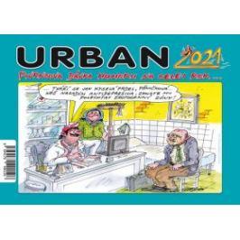Kalendář Urban 2021 - Pivrncova dávka humoru na celej rok... - Petr Urban