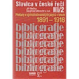 Slavica v české řeči III/2
