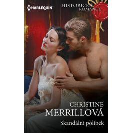 Skandální polibek - Christine Merrillová - e-kniha