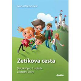 Zetíkova cesta - Slabikář pro 1.ročník ZŠ
