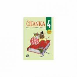 Čítanka 4 pro základní školy - Alena Ježková, Jana Čeňková