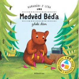 Medvěd Béďa zdobí dům - Petra Bartíková