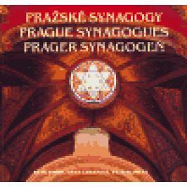 Pražské synagogy - Arno Pařík, Dana Cabanová, Petr Kliment
