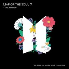 BTS: Map Of The Soul 7 The Journey CD - BTS - audiokniha